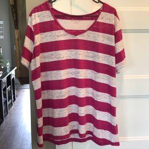 Cato Basic Stripped T-Shirt